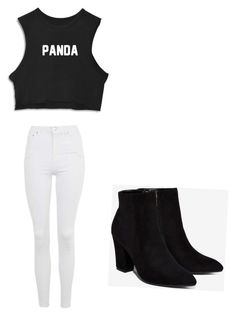 """Untitled #1"" by haleyluka ❤ liked on Polyvore featuring Topshop and Billini"