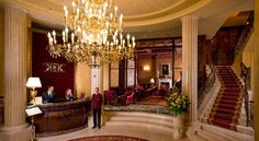 US$117 Opened in December 2011, the elegant 5-star Nobilis Hotel is located in the heart of Lviv.