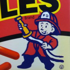 Hot Tamales! #Spicy #Firefighter