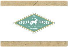 PreDesigned - One of a Kind - Custom Vector Logo Design  - STELLA Logo - Custom Branding - Vintage Branding - Vintage Logo