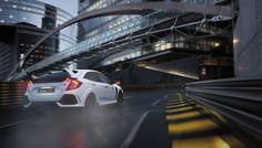 Honda Civic Type R 2017 - Mark Etherington