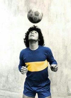 Diego Maradona - #BocaJuniors