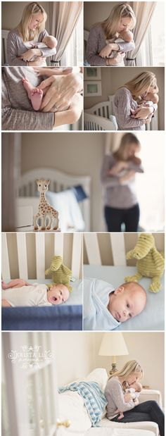 Lifestyle Newborn Photography by Krista Lii - Toronto Newborn Photographer