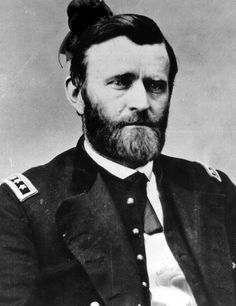 Ulysses S. Grant | This Is What U.S. Presidents Would Look Like With Man Buns