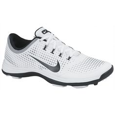 huge selection of 61962 62488 Nike Lunar Cypress 100 White Men s Golf Shoe from  golfskipin Black Golf  Shoes, All