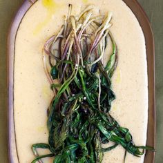 Ramps - Spring Produce Guide: How to Buy, How to Store, How to Prepare/Cook, and several delicious recipes from @saveur.com