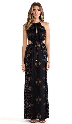 mistral maxi dress.