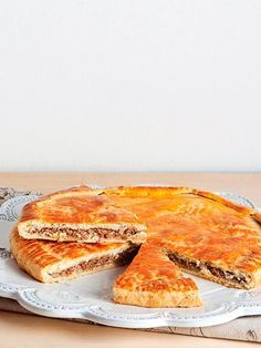 Kıymalı tart Tarifi - Hamur İşleri Yemekleri - Yemek Tarifleri