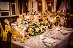 Head Table Wedding, Table Settings, Table Top Decorations, Place Settings, Dinner Table Settings, Setting Table