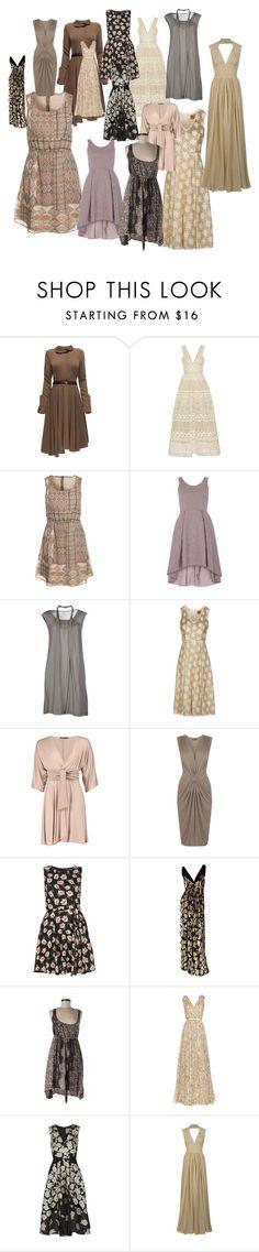 """dresses"" by lenke-penke on Polyvore featuring мода, Lattori, Elie Saab, ONLY, Dorothy Perkins, Tory Burch, WearAll, Mela Loves London, Richilene и RVCA"