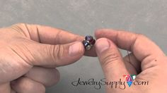 How to create Pinch-Bead Beads