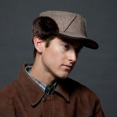 Goorin Moosehead Baseball Hat in Brown size Small Geek Chic, Baseball Cap, Preppy, Gentleman, Winter Hats, Punk, Mens Fashion, Stylish, Brown