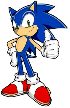 Sonic Channel Colouring by LightningChaos2010 on deviantART - Sonic the Hedgehog