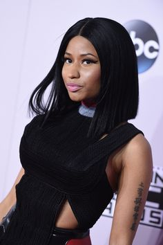 Nicki Minaj – 2014-11-23 – attends the '2014 American Music Awards' at Nokia Theatre L.A. Live in Los Angeles (no. 6934)