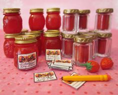 Labeling the jam | Flickr - Photo Sharing!