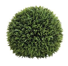 Deco 79 Plastic Grass Ball, 16-Inch ** Be sure to check out this awesome product.