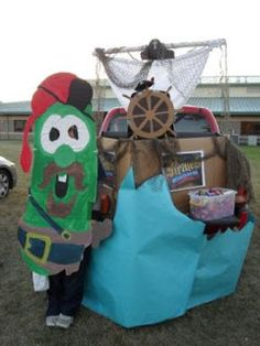 bible ideas for trunk or treat   just b.CAUSE