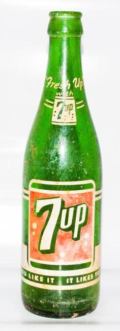 Dating soda bottles
