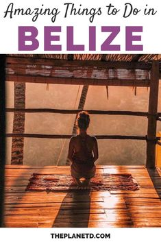 Belize is the perfect place for intrepid thrill-seekers and sun-seeking holidaymakers, alike. Explore this stunning and diverse place with an insider's guide to the very best things to do in Belize. | Blog by the Planet D #Travel #Belize | what to do in belize | things to do in belize | belize things to do in | travel to belize | belize vacation things to do | belize vacation | belize travel inspiration Belize Vacations, Belize Travel, Greatest Adventure, Adventure Awaits, Cockscomb Basin Wildlife Sanctuary, Utah, Las Vegas, Arizona, Mayan Cities