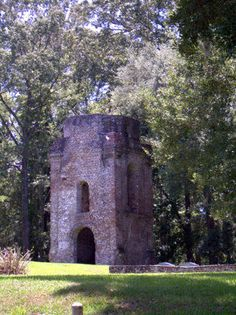 Dorchester - South Carolina's abandoned town  ***MUST GO****