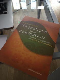 Ma #VendrediLecture pour 1 WE #zen avec la respiration & mieux #mediter avec #SriSriàParis le 25/04 @MaisonMutualite