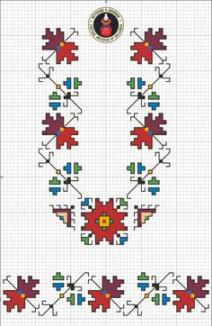 Mini Cross Stitch, Cross Stitch Borders, Cross Stitch Designs, Cross Stitching, Cross Stitch Patterns, Folk Embroidery, Ribbon Embroidery, Bird Crafts, Diy And Crafts