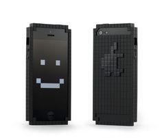 8-Bit Bumper for iPhone and iPad Mini by Big Big Pixel» Yanko Design