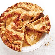 Walnut-Crusted Apple Pie | MyRecipes.com