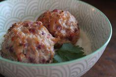 Paleo Thanksgiving Dinner Turkey Meatballs  #ImGoodFat