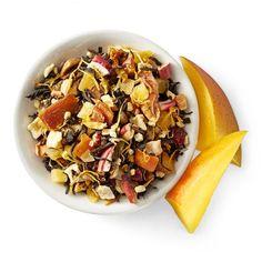 Mango Black tea from Teavana. ($13/2oz)