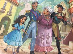 Isabel Francisco Louisa and Esteban | Elena of Avalor