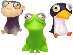 Poppin Peepers Squeeze Toy Stress Reliever a Super Fun Stocking Stuffer