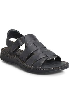 Brown Sandals, Men Sandals, Nordstrom, Slippers, Footwear, Boots, Sneakers, Leather, Places