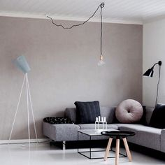 We are really excited about this Nordic styled home and the beautiful DIY KABE…