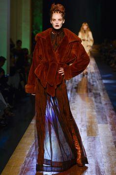Jean Paul Gaultier Fall 2016 Couture Fashion Show - Alexina Graham
