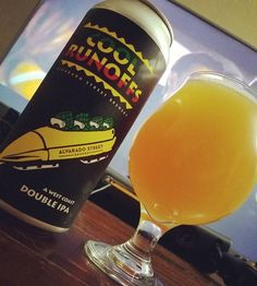 Alvarado Street Brewery Cool Runoffs doubke IPA #alvaradostreetbrewery #beer #beerporn #craftbeerporn #craftbeer #merica #fuckyeah #dipa #ipa #montereylocals - posted by  https://www.instagram.com/whiskey_brennon - See more of Monterey Bay at http://montereylocals.com