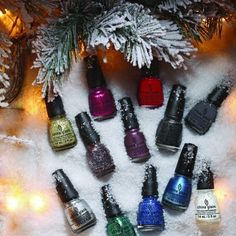 China Glaze | Collections