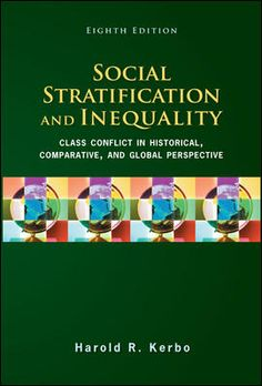 Social Stratification and Inequality: Class Conflict in Historical, Comparative, and Global Perspective Social Stratification, Mcgraw Hill, Sociology, Higher Education, Free Resume, Sample Resume, Perspective, Leadership, Learning