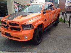 2015 Ram Ignition orange http://www.isfeed.com/2015-dodge-ram-1500-ignition-orange-with-standard-hemi-engine/