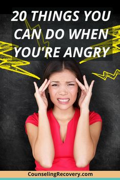 Anger management doesn't have to take years to learn. My free cheatsheet gives you 20 quick ways to handle stress and anger in the momemt. Relationships heal when we can manage emotions without hurting ourselves of others. Learn how with me! #anger #frustration #stress #conflict #relationships Stress Management Meaning, Anger Management Quotes, How To Control Anger, Conflict Resolution, Best Relationship, Best Self, Stress And Anxiety, Take Care Of Yourself, Mental Health