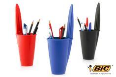 j-me - BiC pen lid pen holder