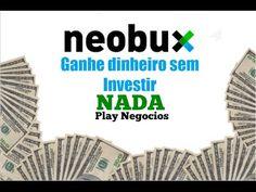 15 - Ganhe dinheiro sem Investir nada - NeoBux