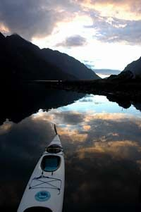 Sea Kayaking in Patagonian Andean fjords of Pumalin Park and Chiloe Archipelago, Beautiful...Lovely days to you all :)