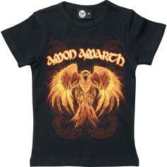 Burning Eagle - T-Shirt by Amon Amarth
