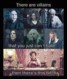 Oh yes! Had a supervisor I once secretly called Umbridge can't remember her actual name.