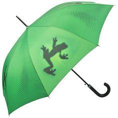 Motivschirm Automatik * Schattenfrosch * #frosch #frog #green #umbrella #boho #bohochic #bohemian #store #lifestyle #design #fashion #accessories #streetstyle #sunshine #rain #rainyday #print #exclusive #rainyweather #vonlilienfeld #singingintherain #schirm #regenschirm #travelinstyle #raindrops #dontworry #behappy #designer #parasol ☔️