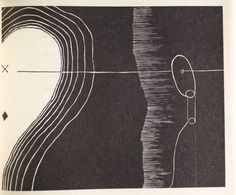 Martin Puryear woodcut illustrations that accompanied the 2000 deluxe edition of Jean Toomer's Cane
