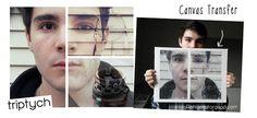RefrigeratorGood...Artwork worthy of magnet.: Triptych // Digital Photography Lesson