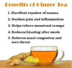 13 Amazing Health Benefits Of Ginger Tea (Adrak Ki Chai)
