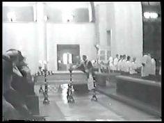 Mario Lanza- Non ti scordar di me (w/RARE newsreel footage)